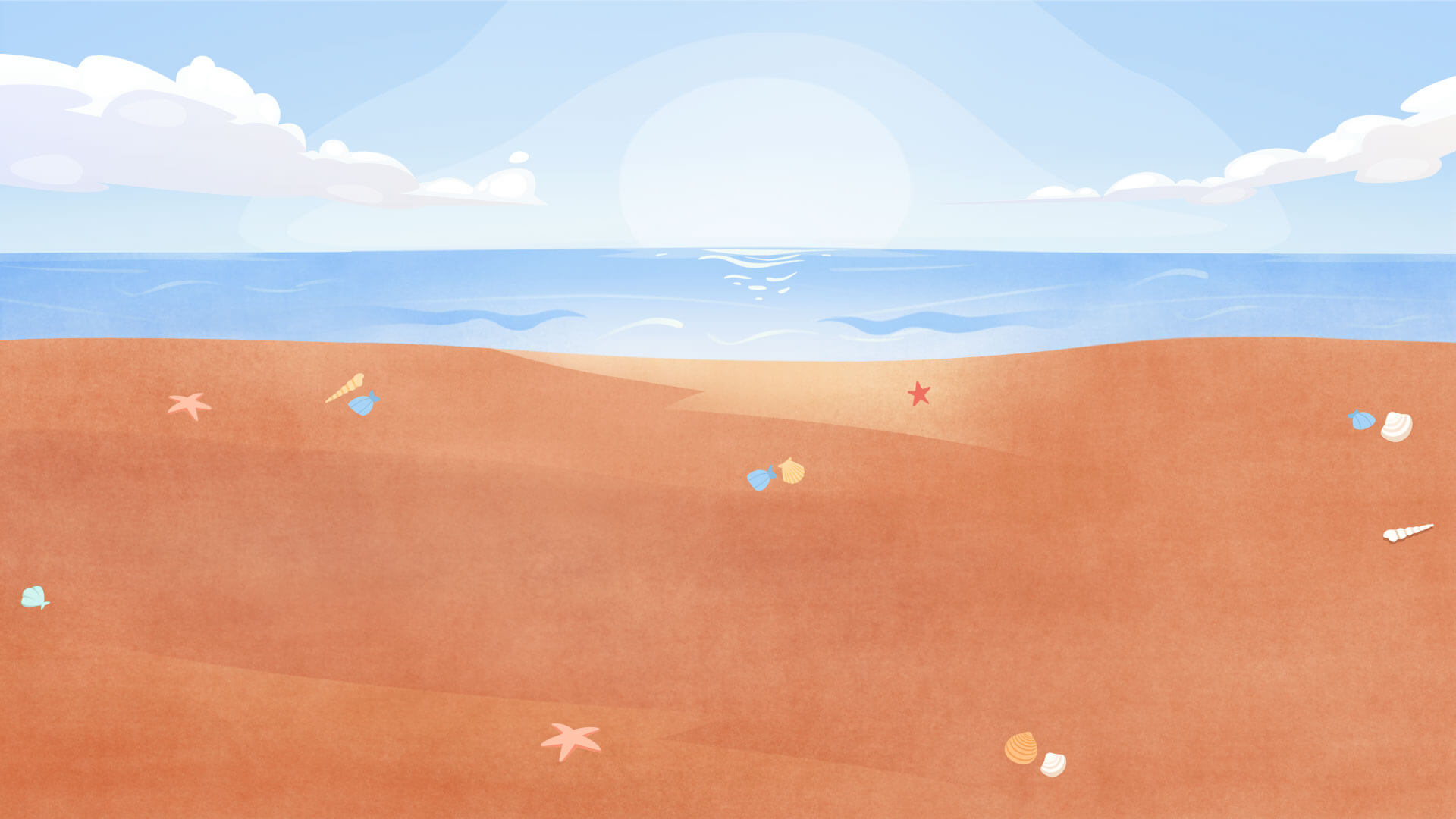 game beach background image